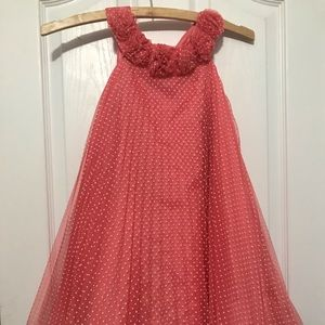 Bonnie Jean dress Size 7 Machine Washable